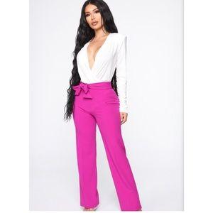 Fashion Nova Dress Pants